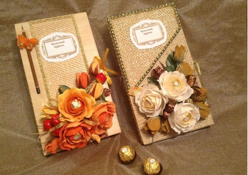 Подарки для учителей своими руками из конфет 393