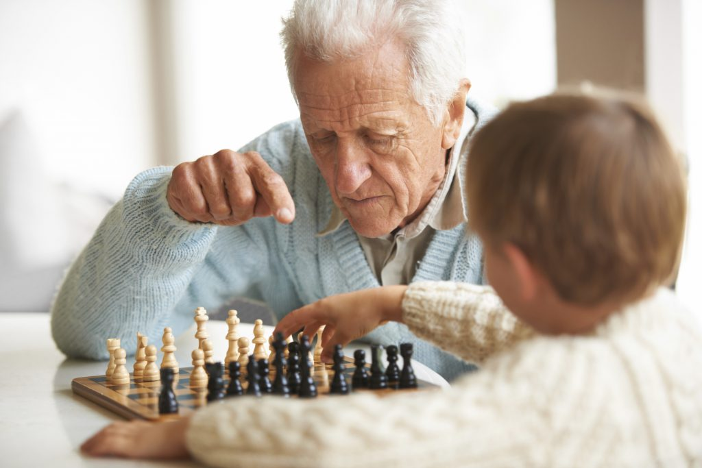 Хобби: шахматы