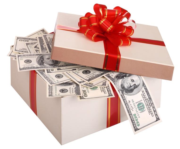 Нет денег на новогодний подарок