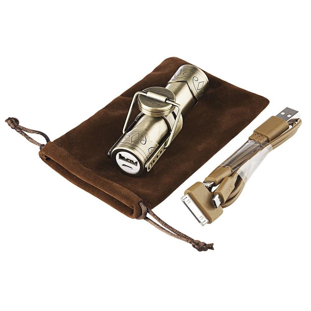 аккумулятор подарок для бизнес леди