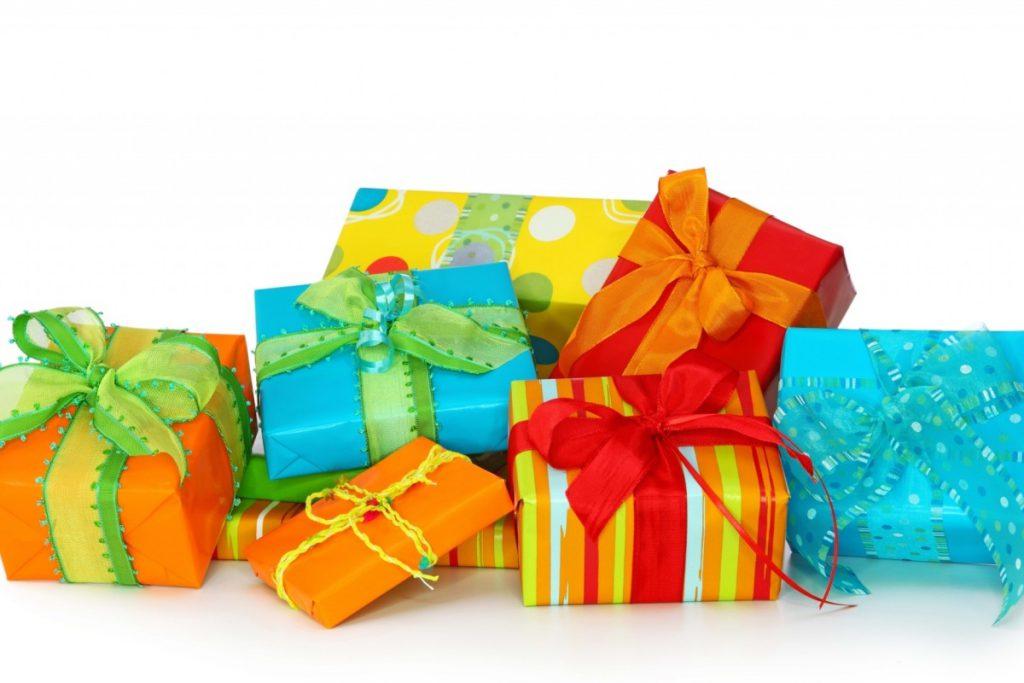 Форма подарка