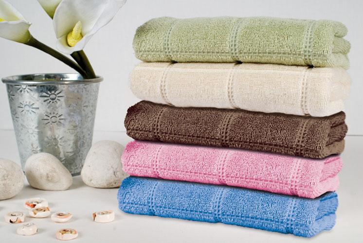 Как упаковать полотенце в подарок
