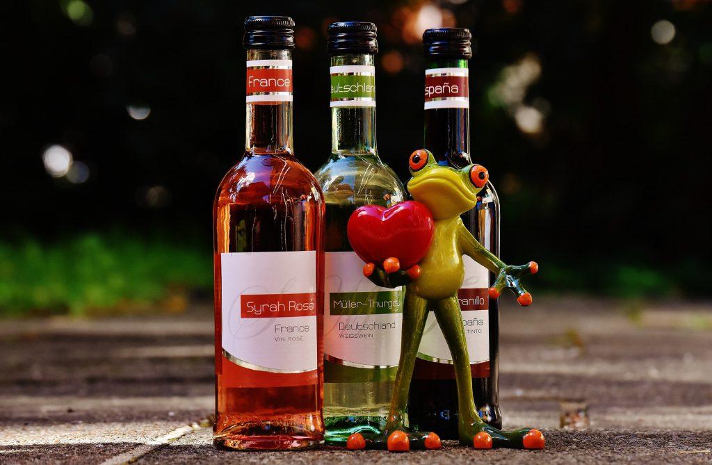 Алкоголь - элитные подарки