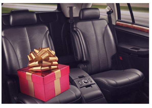 Подарок для автолюбителя