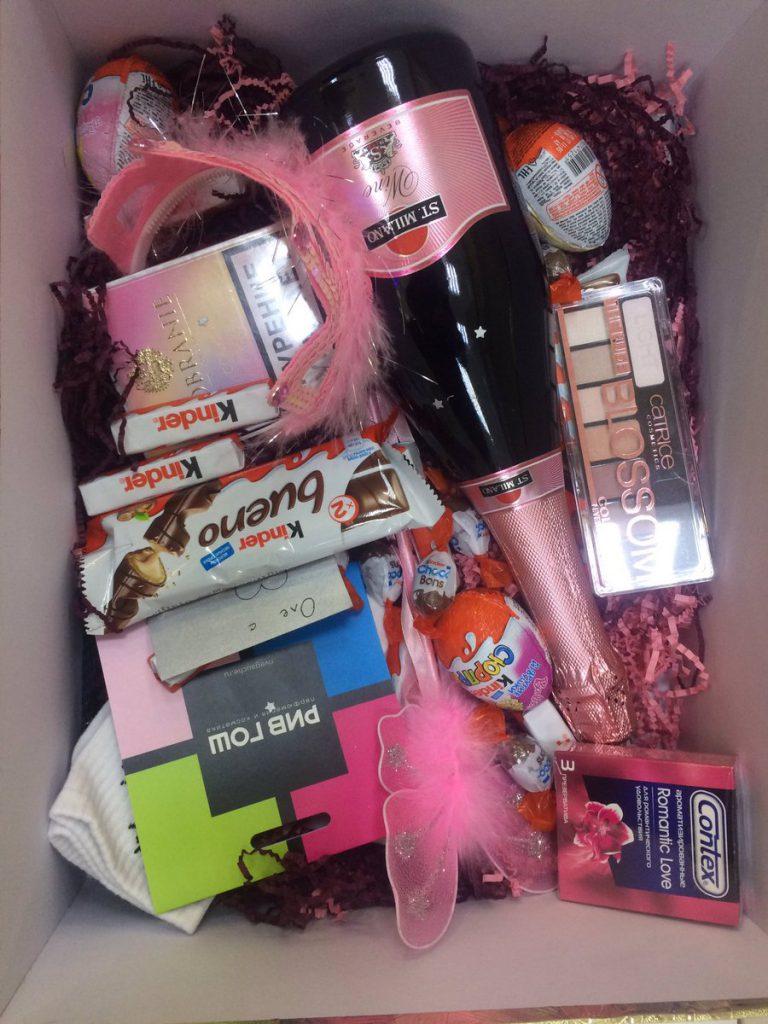 подарок девушке от подруги