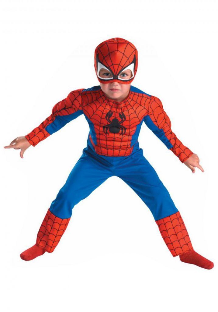 костюмы детям на новый год