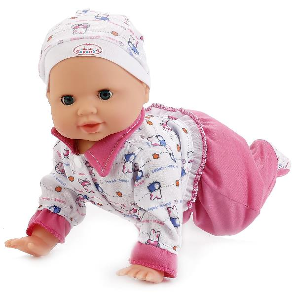 Кукла девочке на год