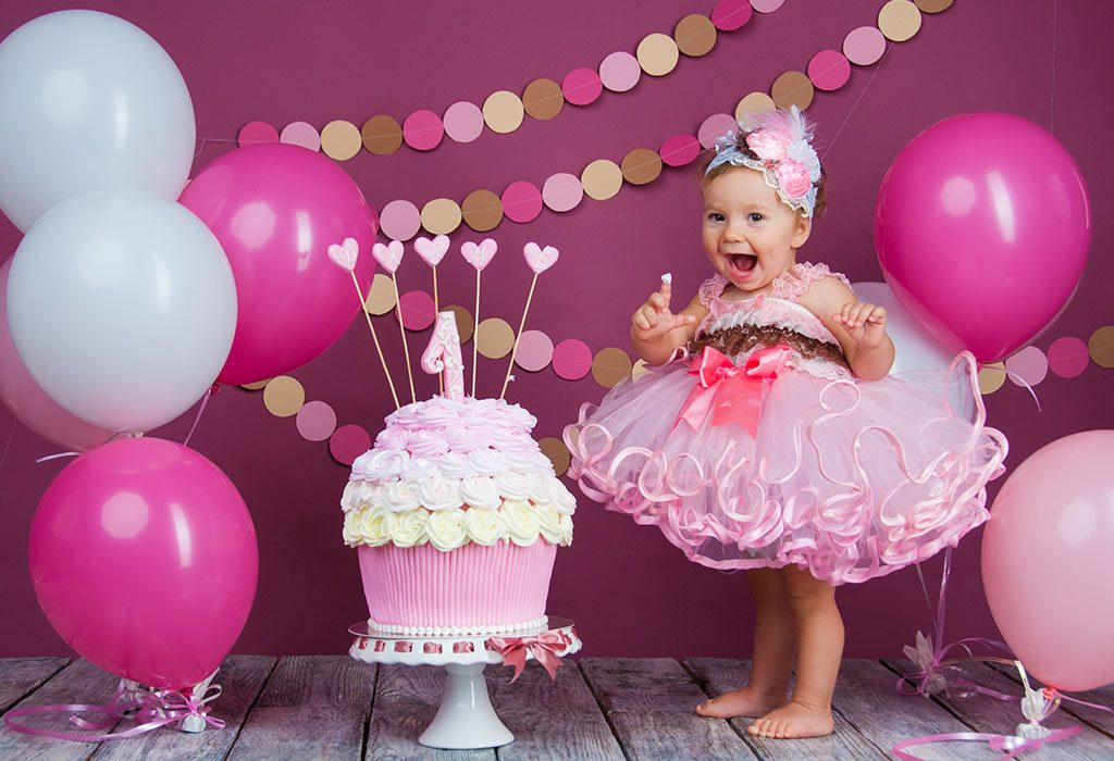 что подарить девочке на 1 годик на день рождения
