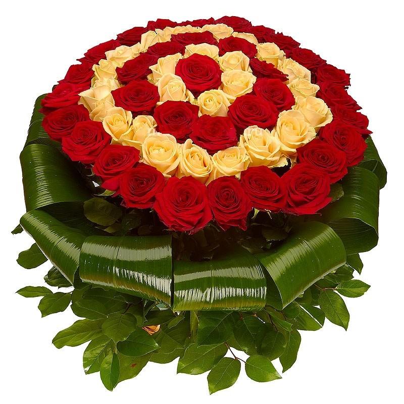 Цветы дарят, цветы на 55 лет женщине купить
