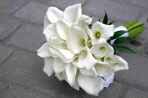 Цветы на годовщину