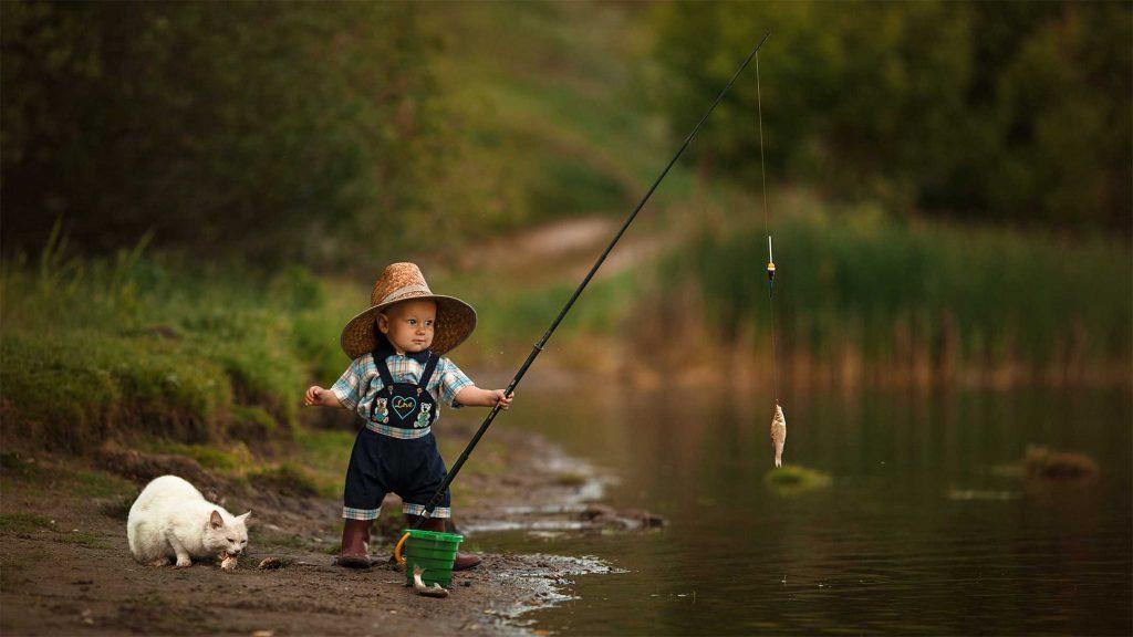 подарок рыбаку на день рождения