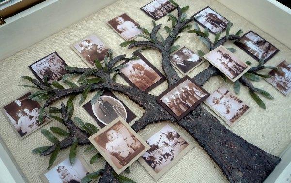 Фото-дерево