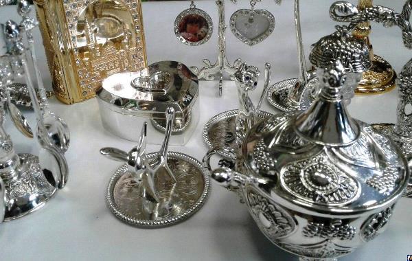 Посуда на годовщину