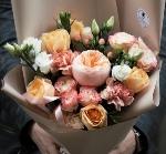 Пионовые розы