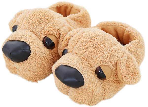 тапки-собаки