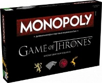 """монополия в стиле """"Игра престолов"""""""