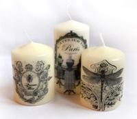Винтажные свечи