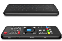 беспроводная воздушная мышь с клавиатурой