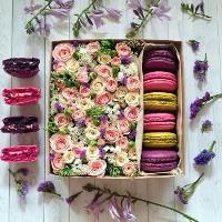 сладкая коробочка