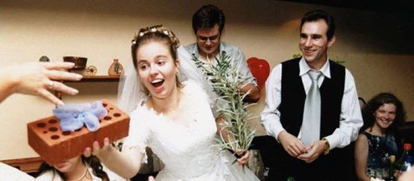креативный подарок свадьба
