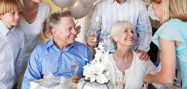 подарок креповая свадьба