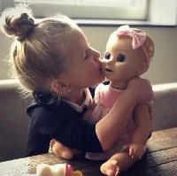 кукла Luvabella