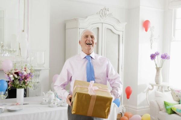 Подарок дедушке на день рождения