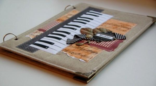 папка для нот