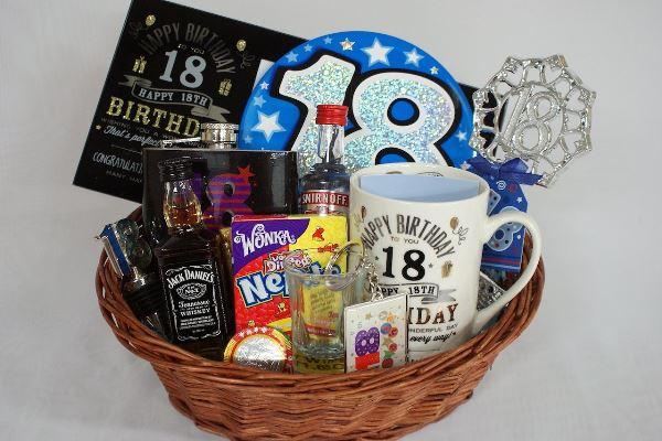 Что подарить другу на 18 лет