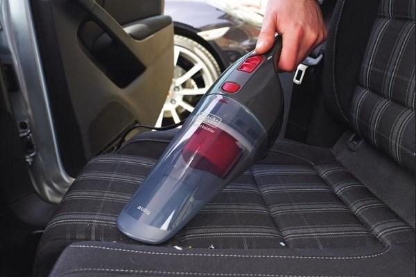 мини-пылесос для машины