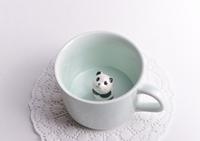 Фарфоровые чашки ручной работы