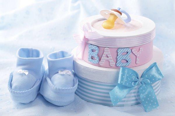 Подарки новорождённому