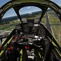 Полёт на авиастимуляторе