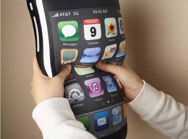 подушка смартфон