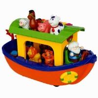 развивающая игрушка «Ноев ковчег»