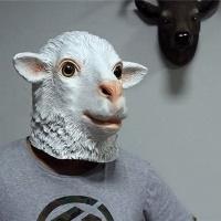 маска овцы