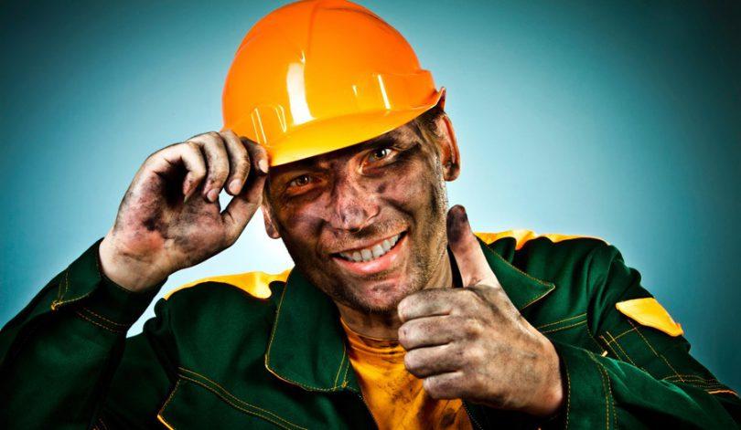Для шахтера его профессиональный праздник очень важен