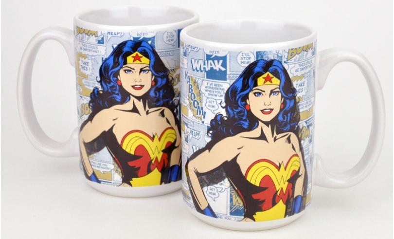 Чашка с принтом