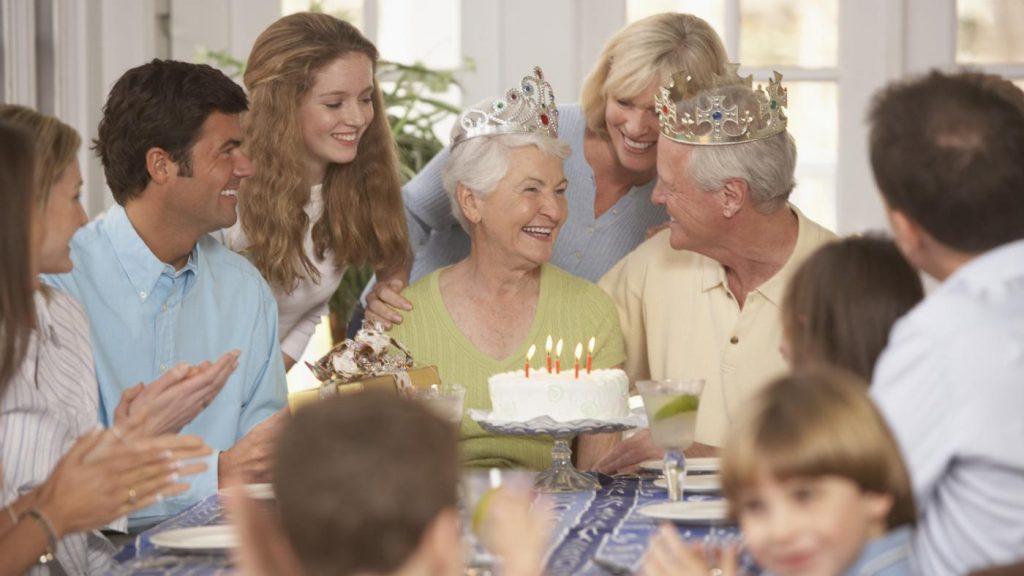 Устройте родителям настоящий праздник