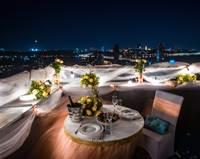 Ужин на крыше