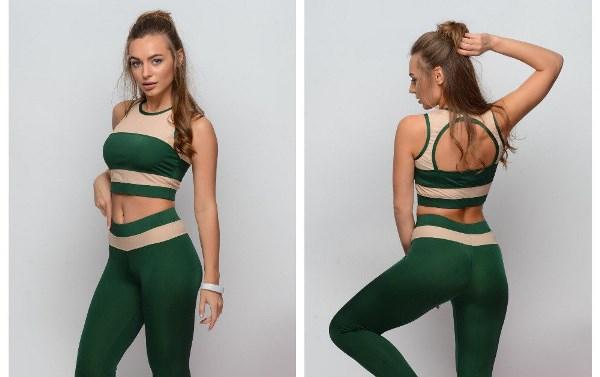 костюм для фитнеса