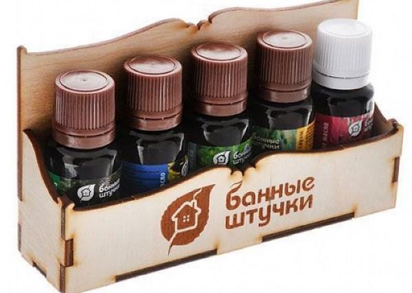 ароматические масла