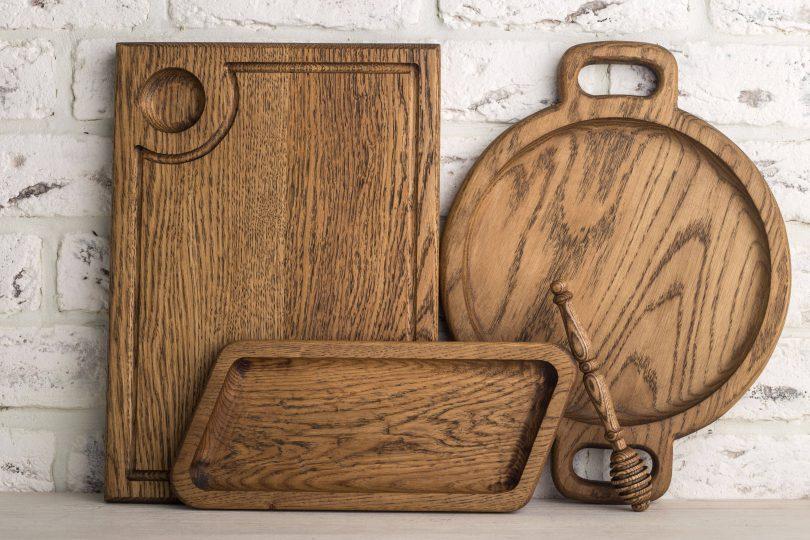 деревянные подарки