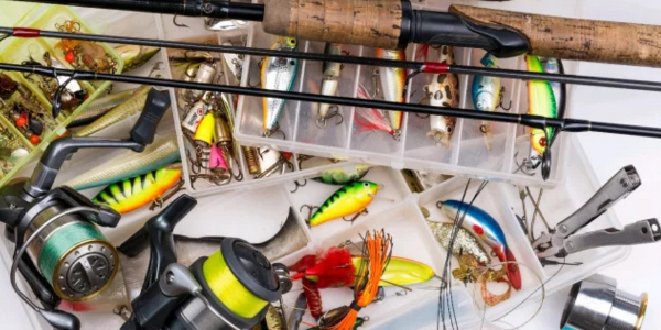 Набор рыболовных снастей