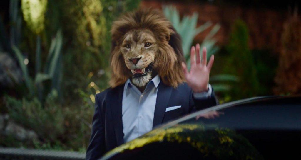 картинки человека с головой льва заказ
