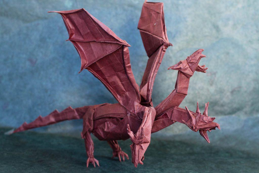 оригами поделки