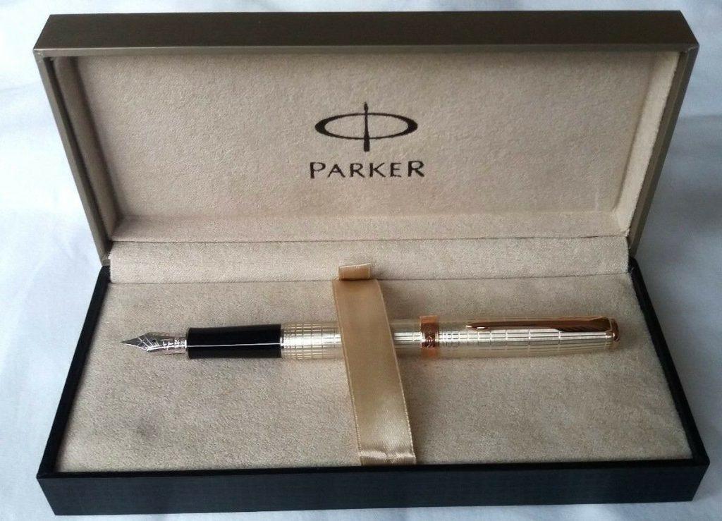 ручка бренда Паркер