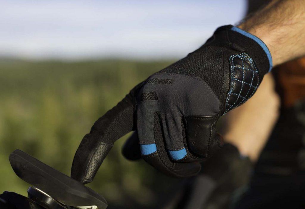 Перчатки велосипедные