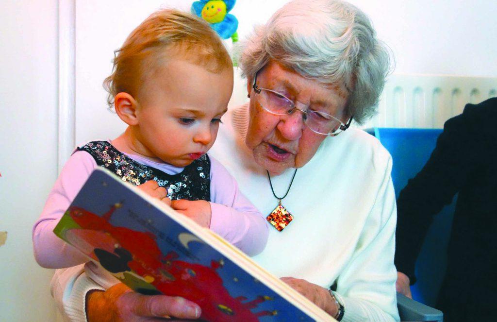 Сказки из уст бабушки