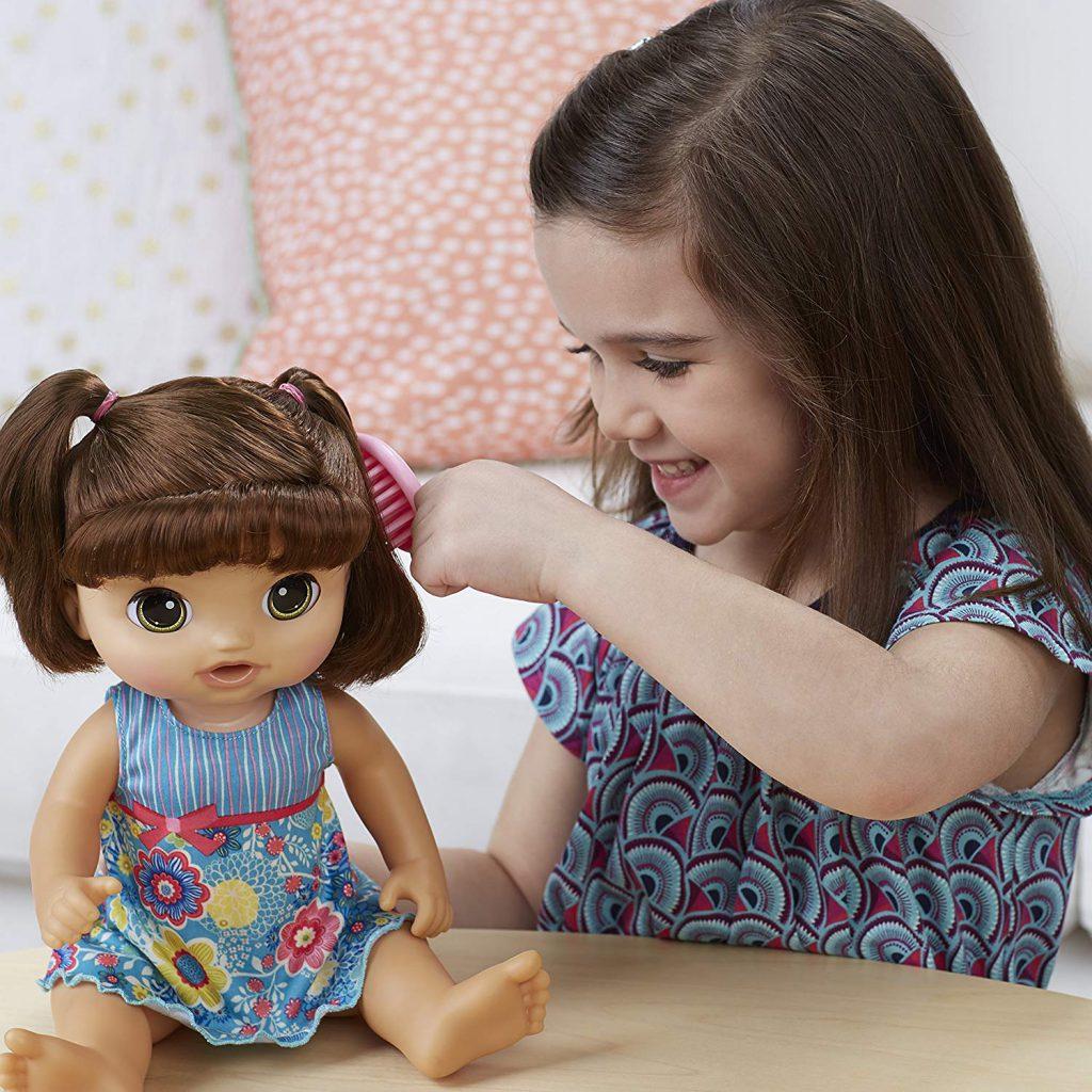 Кукла для малышки